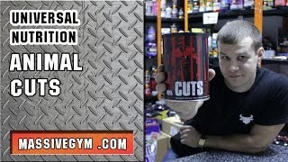 MG Обзор - Жиросжигатель Animal Cuts (Universal Nutrition) - MassiveGym.com(, 2014-01-29T18:57:02.000Z)