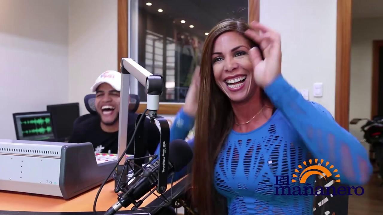 Entrevista con la Fit mom Haidy Cruz - YouTube