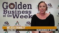 GOLDEN BUSINESS OF THE WEEK: January 2-8, 2017: Villa Rica Tax Service