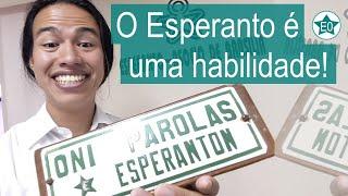 Habilidade ou conhecimento? | Esperanto do ZERO!