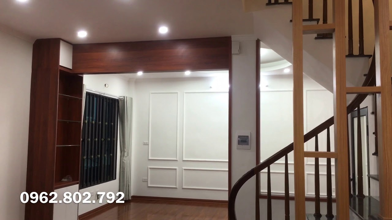 Bán nhà cực đẹp Quận Thanh Xuân, ngõ thông, mặt tiền 8.68m kinh doanh nhỏ. LH: 0962802792
