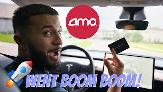 AMC Ran Wild ? Why ? Plus Will Applejacks Twerk For A Tesla ?