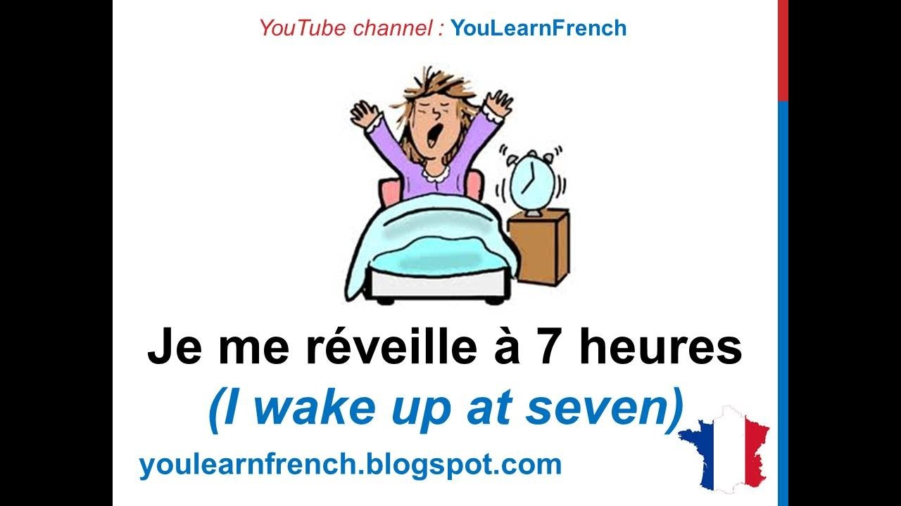 French Lesson   Describe Your Daily Routine In French Daily Life  French Lesson   Describe Your Daily Routine In French Daily Life Habits  Le Quotidien La Rutina Business Plan Writer San Diego also An Essay On Newspaper  Nursing Assignment Writing Service Uk