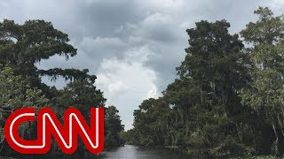 Louisiana dealing with a land-loss crisis