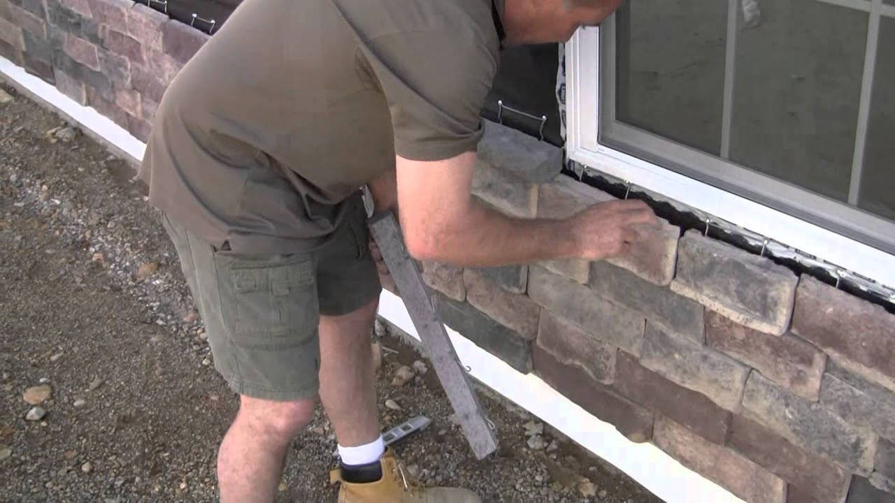 Tips & Tricks: How to install water table sills underneath a window