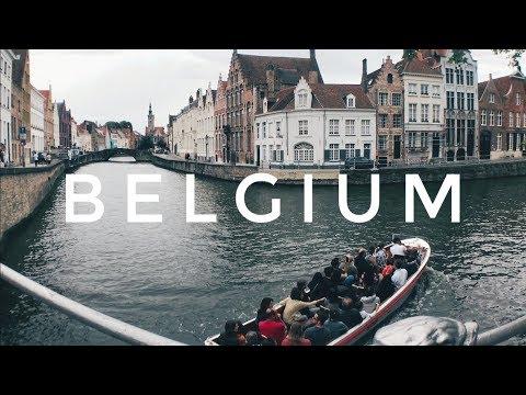رحلة بلجيكا | Belgium trip