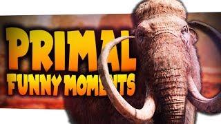 UMZINGELT von MAMMUTS!!! | Far Cry Primal