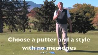 Fix the Yips - Step 2-New Grip