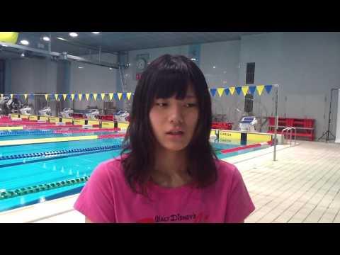 世界水泳バルセロナ代表選手:内...