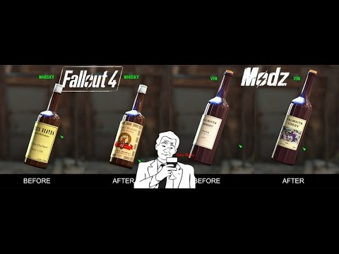 49 Fallout 4 Mods We Want for PS4 & Xbox One
