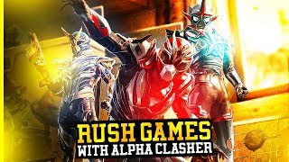 🔴PUBG MOBILE LIVE : FULL ON ULTIMATE RUSH GAMEPLAY! 🤩 || H¥DRA | Alpha 😎