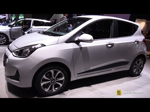 2017 Hyundai i10 Exterior and Interior Walkaround 2017 Geneva Motor Show