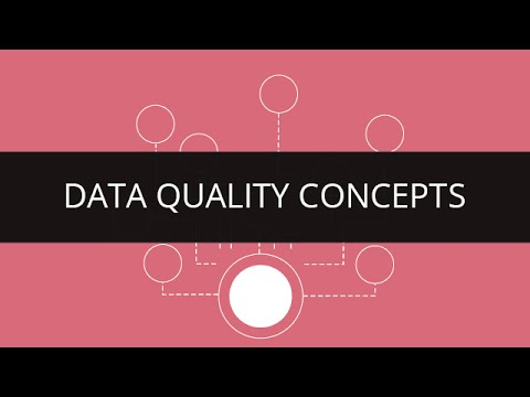 Data Quality Concepts | Data Quality Tutorial | Data Warehousing Tutorial | Edureka