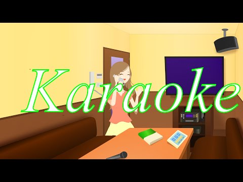 カラオケボックス(Karaoke) #3 【Japanese Conversation Lesson】