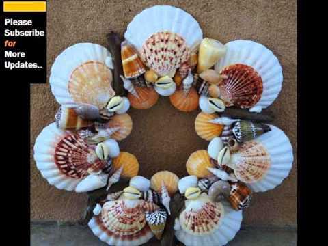 Seashell Décor Collection