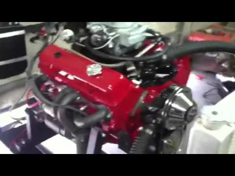 350 sbc with 350 hp cam
