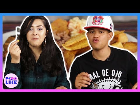 Latinos Try Nicaraguan Food For The First Time
