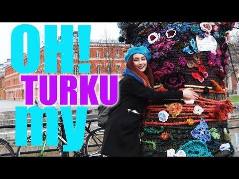 TURKU I Coolest Finnish City I hazalophy