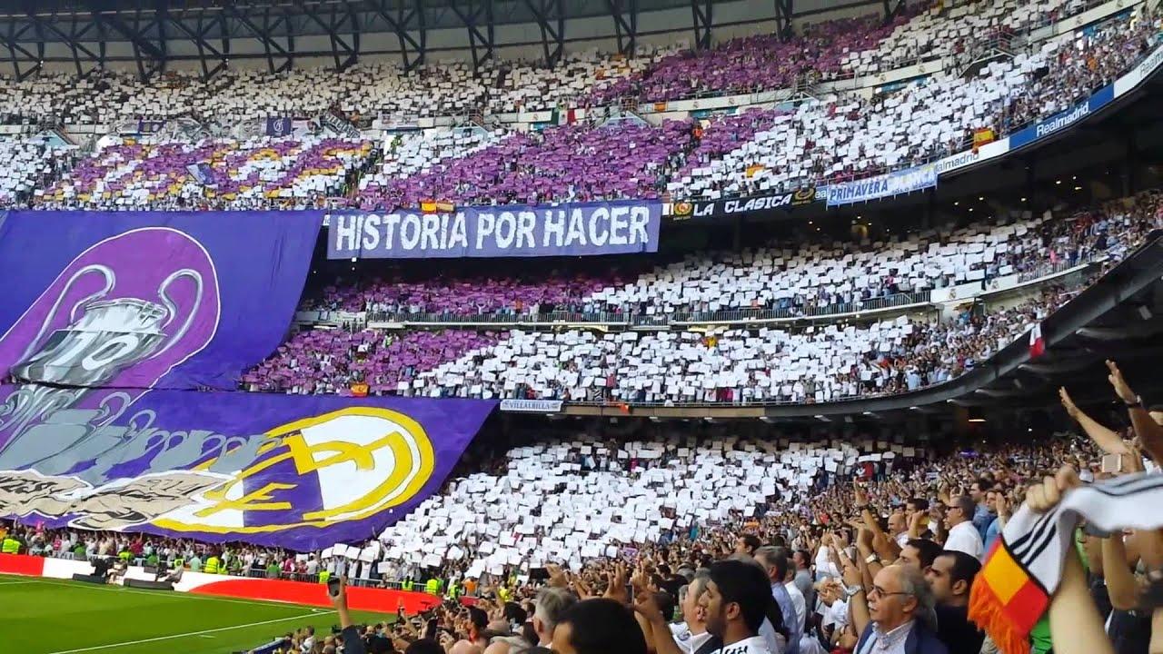 Real Madrid chants: Lyrics & videos to the most popular