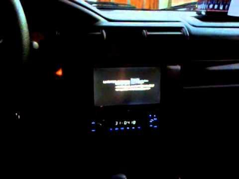 Dodge Stratus 2001 Estereo De Pantalla Youtube