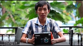 Tinhte.vn - Trên tay Sony A7 II