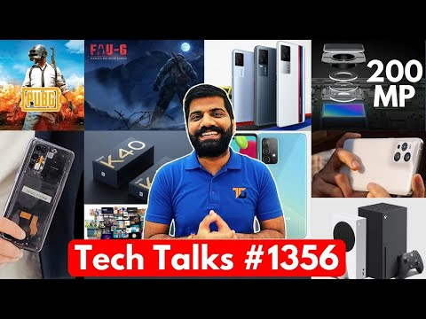 Tech Talks #1356 – PUBG Vs FAUG, Transparent Realme X7 Pro, Find X3 Pro, AirPods Pro, A52, Redmi K40