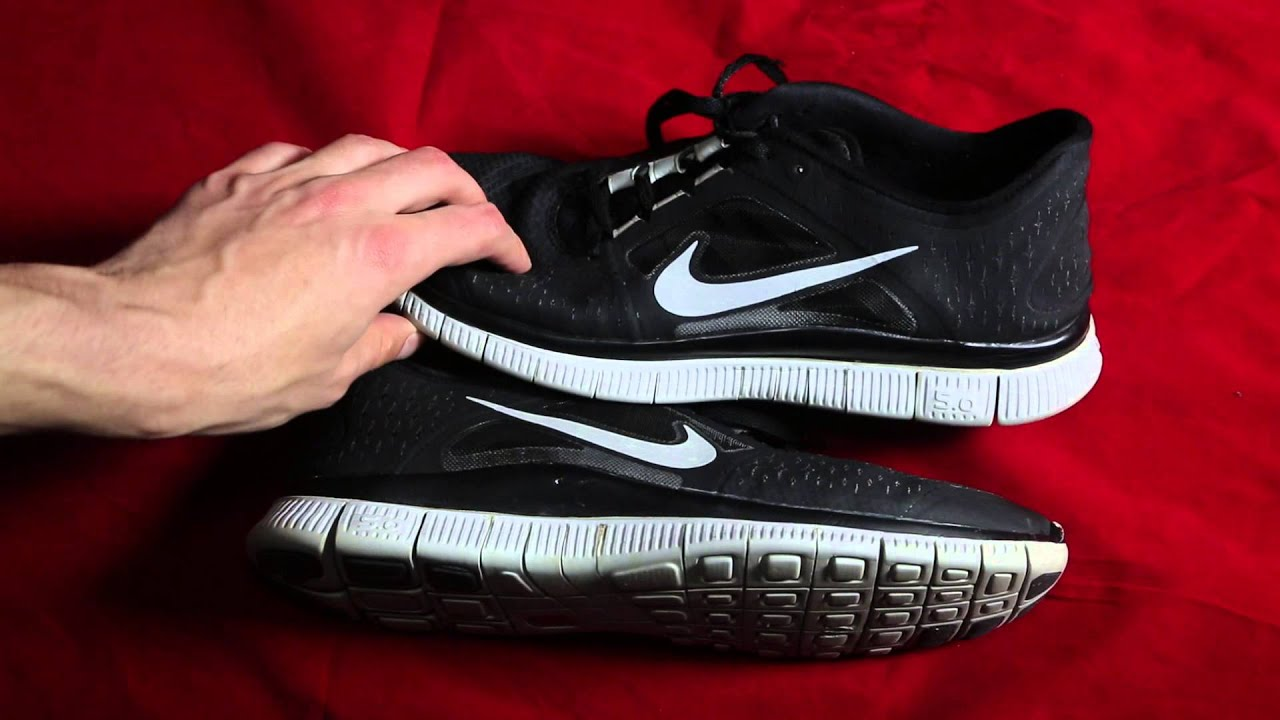 Nike Free Run 3, 5.0 Review - YouTube