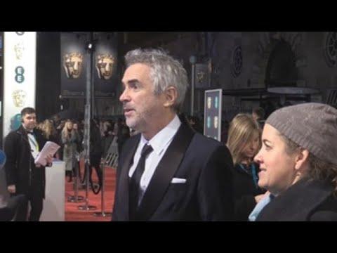 Roma  hace sombra a  La favorita  en los premios Bafta
