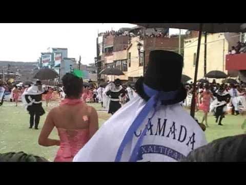 Carnaval Contla 2010 Camada sobre la Arena Secc 3a