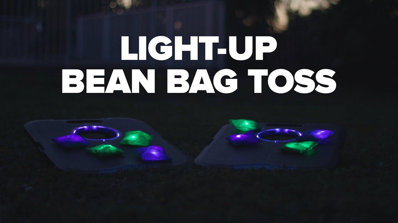 Light Up Bean Bag Toss