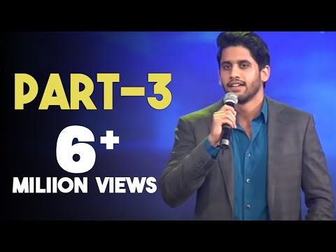 Manam 100 Days Function & Oka Laila Kosam Audio Launch P3 - Nagarjuna, Naga Chaitanya