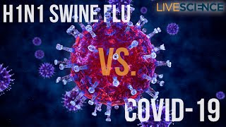 How Does the COVID-19 Pandemic Compare to the Last Pandemic?