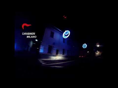 Carabinieri Sesto San Giovanni - inseguimento