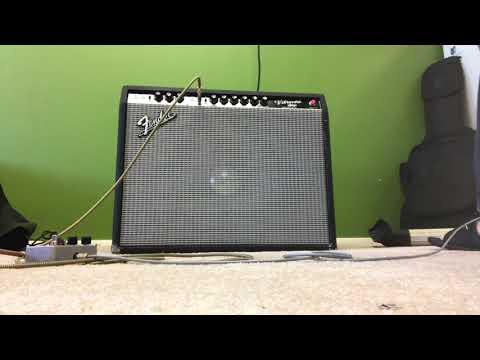 1964 Fender Vibroverb Cranked