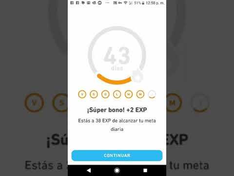 Como obtener mas XP Puntos de experiencia en DUOLINGO Division Rubi NUEVO -  YouTube
