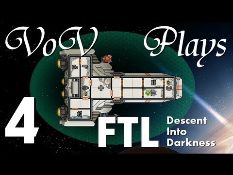 VoV Plays FTL Mods: Descent Into Darkness - Part 4: Heart Of Darkness