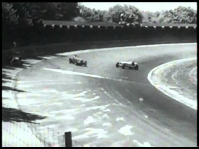 1947 Indy 500 Shorty Cantlon Fatal Crash