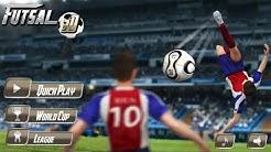 Futebol Futsal 2 (Mobile) - Jogos Bizarrolentos Que Você Nunca Viu #8