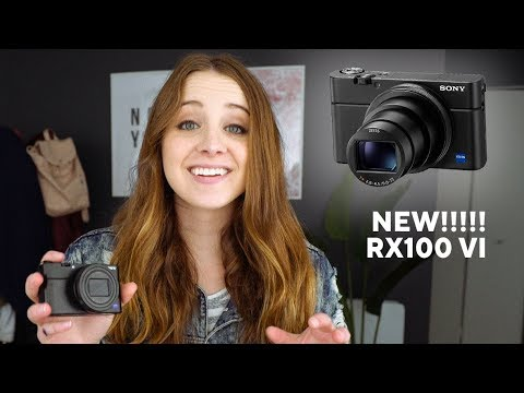SONY RX100 VI Hands-On Review - $1200