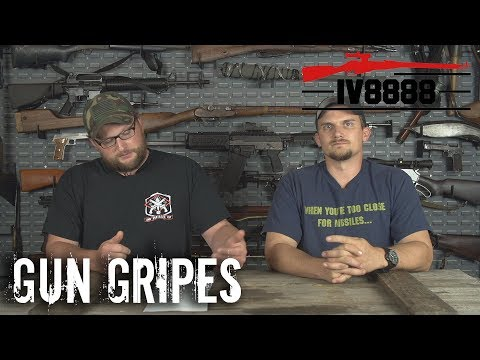 "Gun Gripes #135: ""SHARE Act/HPA Passes Committee CALL TO ACTION!"