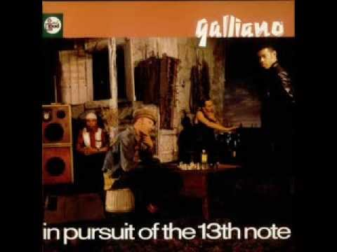 Galliano: Storm Clouds Gather (In Pursuit Of The 13th Note) mp3