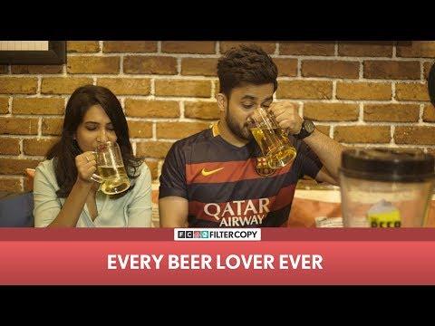 FilterCopy | Every Beer Lover Ever | Ft Veer Rajwant Singh
