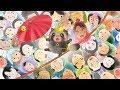 ぶんぶく茶がま 日本昔話 アニメ紙芝居 フルHD 福娘童話集 字幕「日本語」「英語」「中国語」