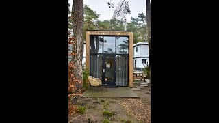 Prachtig Tiny House Op Droompark De Zanding In Otterlo Veluwe.