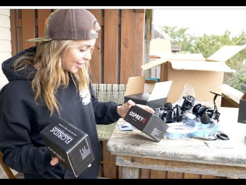 UNBOXING GAME CHANGING FISHING REELS! Save Fisheries With These Reels