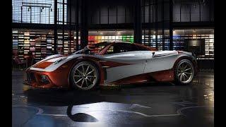 خطط صادمة من شركة باجاني لسياراتها الخارقة القادمة في عام 2025