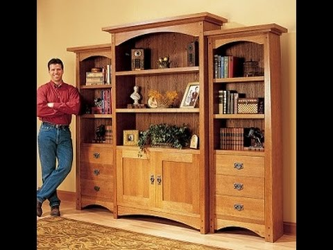 bookcase plans step by step how to build a bookcase with. Black Bedroom Furniture Sets. Home Design Ideas