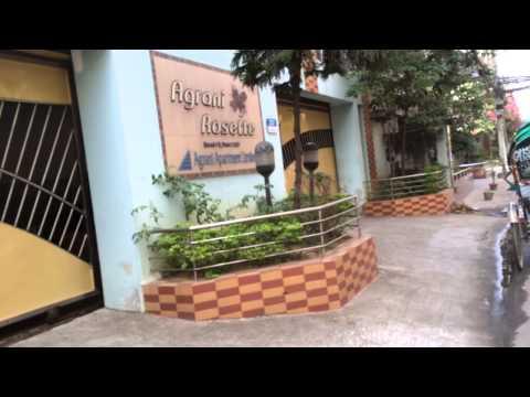 Dhaka Bangladesh Some Modern Apartments/ Houses - An Informal Video in HD