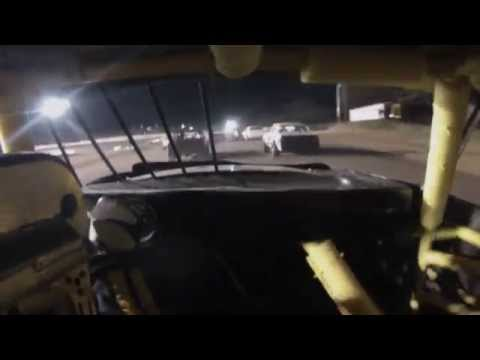 Boyd Raceway Factory Stock Feature In-Car 3-27-15