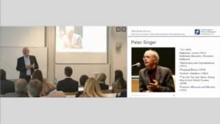 Schnuppervorlesung von Prof. Dr. Bernd Lahno